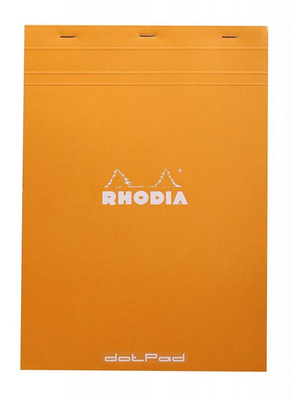 Cuaderno puntos A4 Rhodia - Clairefontaine