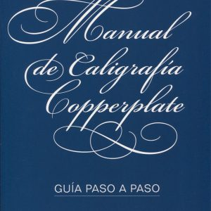 Manual de caligrafía Copperplate. Guía paso a paso